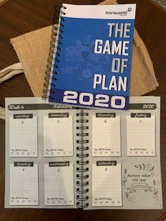 The Game of Plan 2020 : Diary/Planner