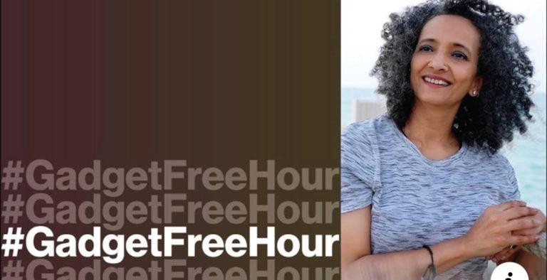 #GagetFreeHour 14th November Children's day 7.30 pm-8.30 pm
