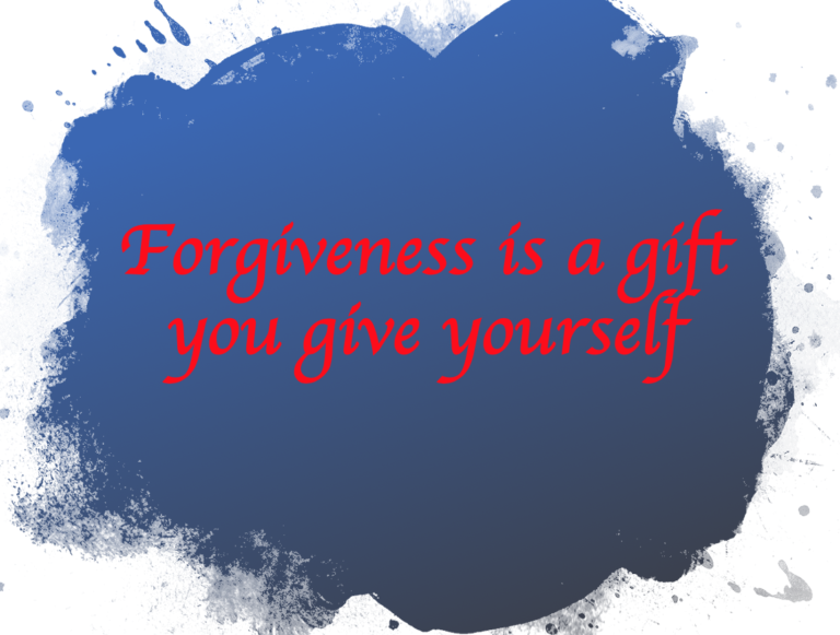 Blog 2/52: The Power to Forgive